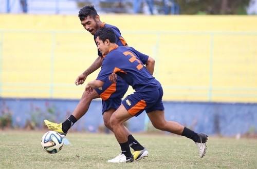 Pemain Borneo FC, Feri Aman Saragih.