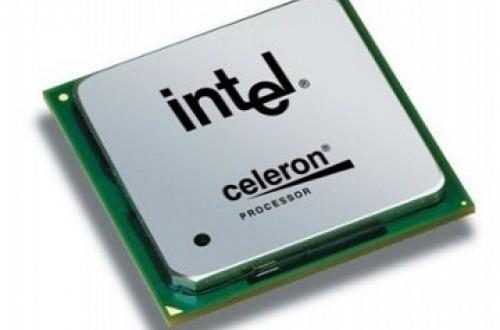 Prosesor Intel Celeron (Ilustrasi)
