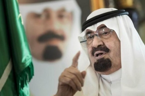 Saudi King Abdullah bin Abdulaziz al-Saud (file photo)