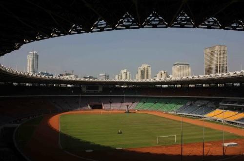 Stadion Gelora Bung Karno, Jakarta.