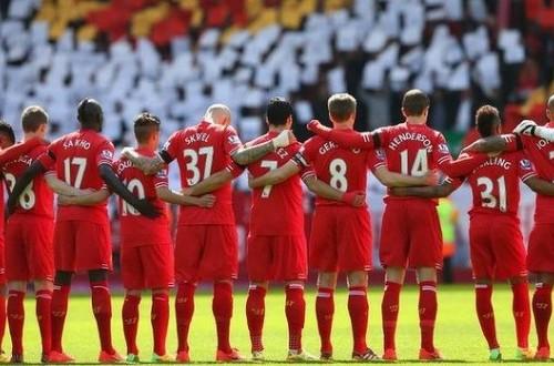 Skuat Liverpool
