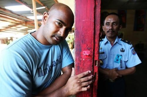 Terpidana mati Bali Nine, Myuran Sukumaran.