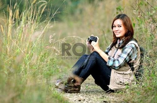 Traveler perempuan