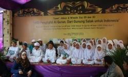 1.000 penghafal Quran dari kaki Gunung Salak Bogor (Ilustrasi)