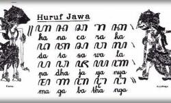 Aksara Jawa (ilustrasi)