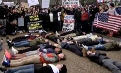 Pascapenembakan, Warga Tuntut Kepemilikan Senjata Diperketat