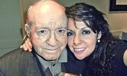 Alfredo di Stefano dan Gina Gonzalez