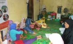 Anak Juara Yogyakarta belajar mengaji.