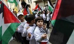 Anak Palestina (ilusrasi)