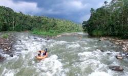 Arung jeram di sungai Serayu, Banjarnegara