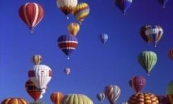 Balon udara (ilustrasi)