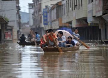 Banjir di Cina