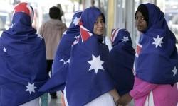 Beberapa Muslimah yang tinggal di Australia. (ilustrasi)