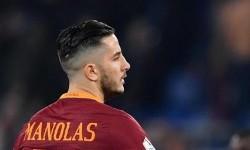 Bek AS Roma, Kostas Manolas.