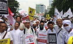 The National Movement to Defend the Indonesian Council of Ulama's Fatwa (GNPF MUI) said there were signs suspect of alleged blasphemy case, Basuki Tjahaja Purnama (Ahok), will only be charged under Article 156a. They will stage another rally at the court to response any peculiarities.