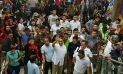 Calon gubernur Jakarta Anies Baswedan