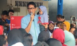Calon wakil gubernur DKI Jakarta Sandiaga Salahudin Uno (ilustrasi)