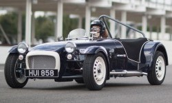 Caterham Seven SuperSprint dirilis.