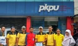 Chevy Spin Indonesia memberikan donasi untuk korban gempa Aceh melalui PKPU.