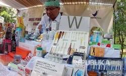 Contoh obat-obatan dan kosmetik ilegal yang akan dimusnahkan