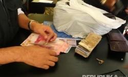 Tim perlindungan jamaah PPIH daerah kerja Madinah menemukan uang tunai milik jamaah haji Indonesia baik yang tertinggal maupun kehilangan di kota Madinah (Ilustrasi)