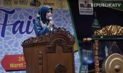 Syiar Islam Melalui NRA Group <em>Travel Fair</em>