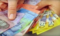 Dolar Australia (ilustrasi)