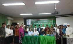 DPP Bakomubin priode 2017-2022 menggelar raker di Jakarta, 19-21 Maret 2017.