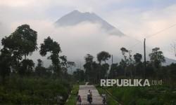 Waspada Radius 3 Kilometer dari Gunung Merapi