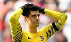 Kiper Chelsea, Thibaut Courtois.