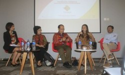 Forum Group Discussion (FGD) yang digelar Forum Wartawan Pariwisata (Forwapar) di Hotel Ibis Harmoni, Jakarta. FGD mengangkat tema