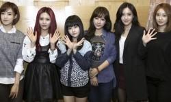 Girlband Korea Selatan, T-ara
