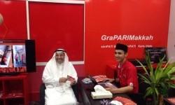 Telkomsel Resmikan Grapari Makkah 21bb453806