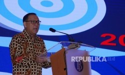 Bank Indonesia (BI) Governor Agus Martowardojo