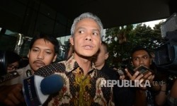 Former Deputy Chairman of Commission II of the House of Representatives Ganjar Pranowo
