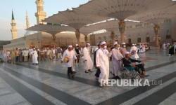 Ibadah haji (Ilustrasi)