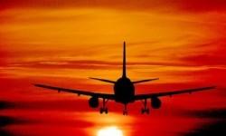 Ilustrasi penerbangan