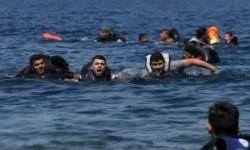 Imigran tenggelam
