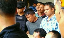 Yus Pane, one of convicted in the Pulomas robbery and murder case.