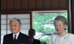 Kaisar Akihito dan Permaisuri Michiko