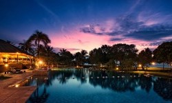 Destinasi Wisata Tanjung Lesung Dikebut di Tiga Lini 35acf0caa6