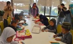 Kegiatan anak-anak Indonesia di Adelaide menyambut Ramadhan 2017.