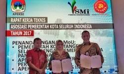 Kelola Pembayaran PBB dan PDAM, Pos Indonesia Gandeng APEKSI