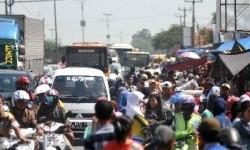 Kemacetan (ilustrasi)