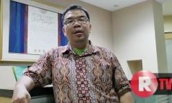 Kepala Direktur Klinik Pendidikan MIPA Raden Ridwan Hasan Saputra