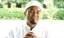 Ketua Dewan Masjid Indonesia (DMI) Bogor Ade Syarmili