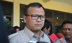 Ketua Komisi IV DPR RI Edhy Prabowo.