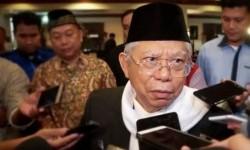 Chairman of Indonesian Council of Ulama (MUI), KH Ma'ruf Amin