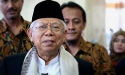Chairman of MUI KH. Ma'ruf Amin
