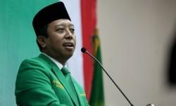 Ketua Umum DPP Partai Persatuan Pembangunan (PPP) Romahurmuzy. (ilustrasi)